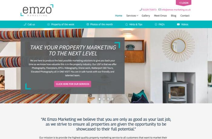 Emzo Marketing Desktop