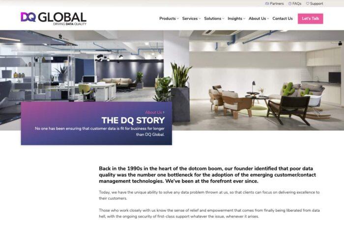 DQ Global Desktop