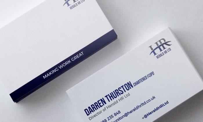 Herald HR Web Design Hampshire