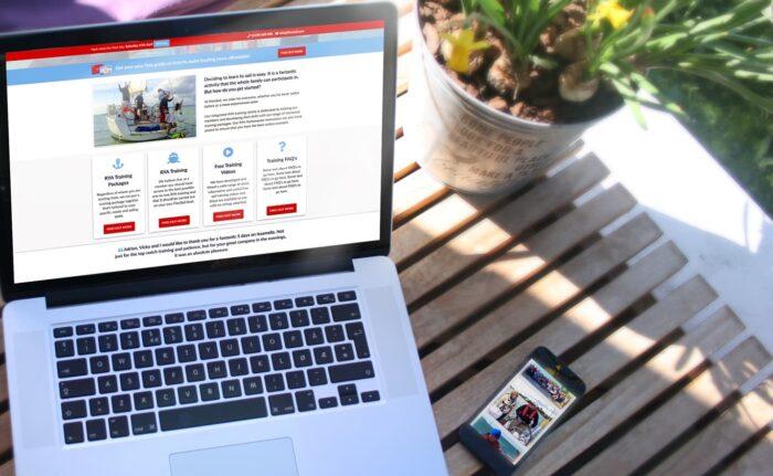 Flexisail Web Design