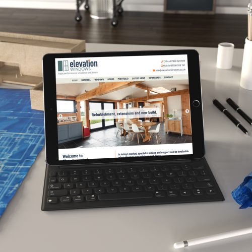 Elevation Windows Web Design