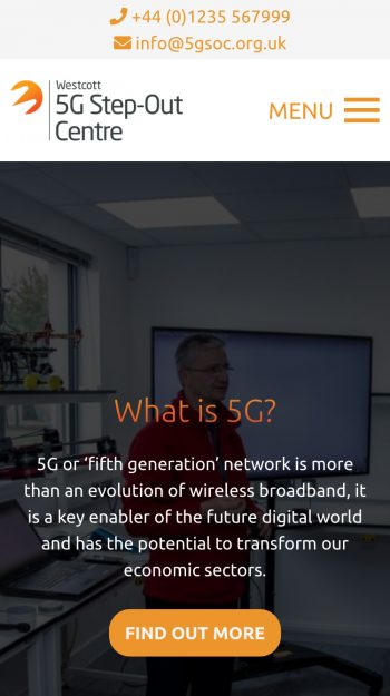 5G Step Out Mobile
