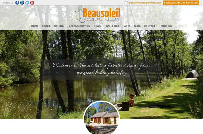 Beausoleil Desktop