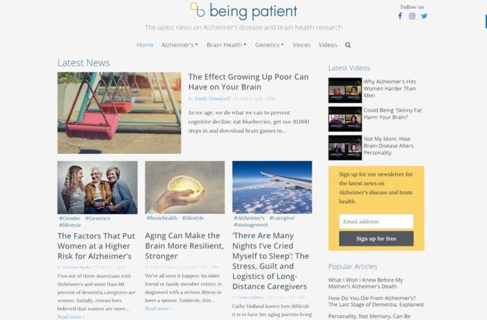 Being Patient Desktop