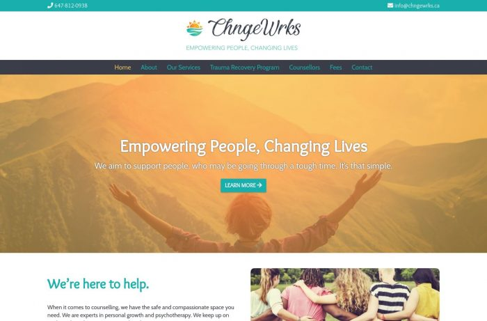 ChngeWrks Desktop