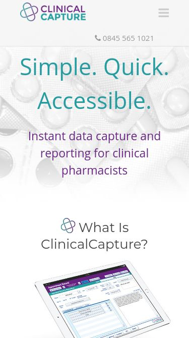Clinical Capture Mobile