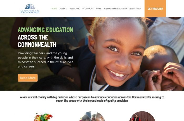 Commonwealth Education Trust Desktop