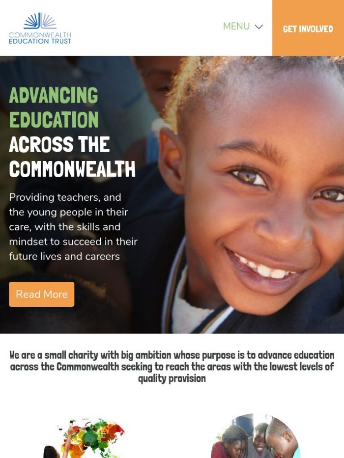 Commonwealth Education Trust Tablet