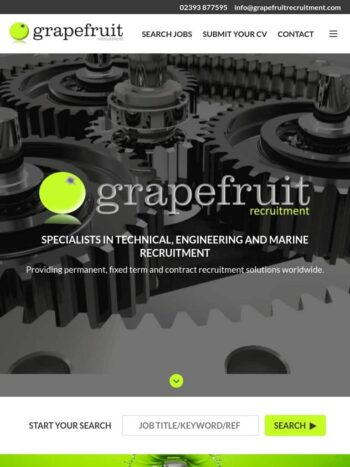 Grapefruit Recruitment Tablet