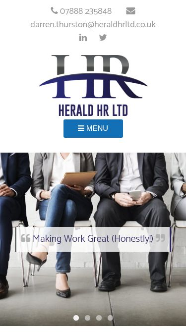 Herald HR Ltd Mobile