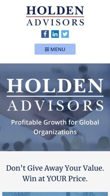Holden Advisors Mobile