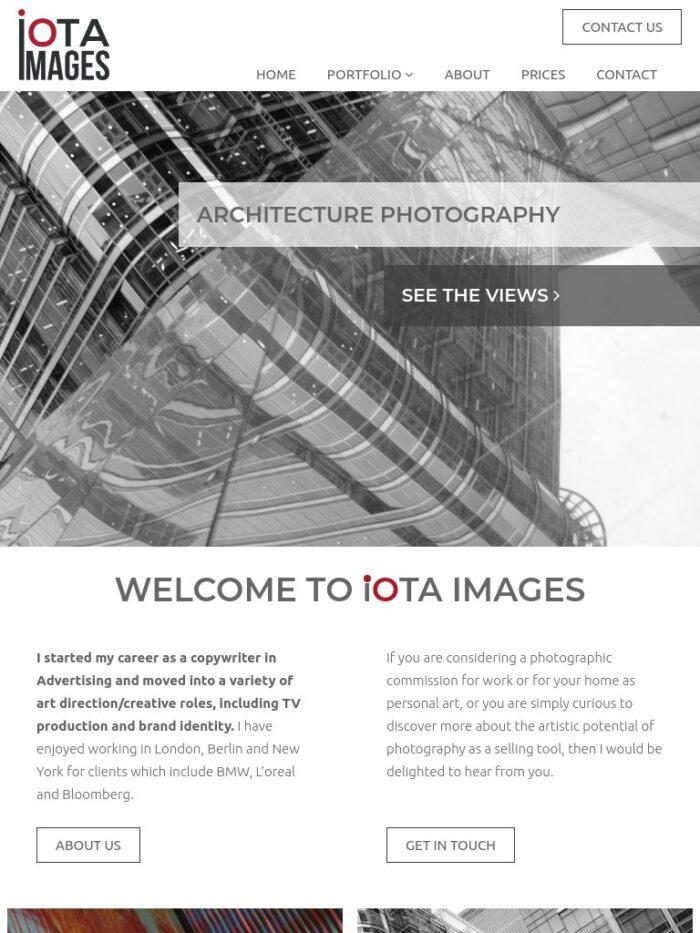 Iota Images Tablet