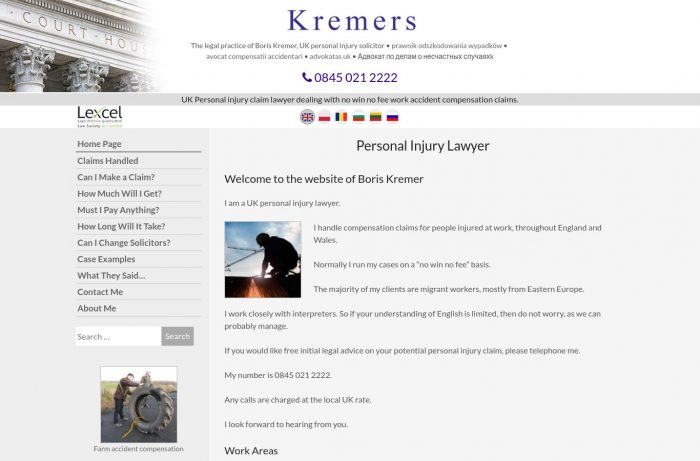 Kremers Desktop
