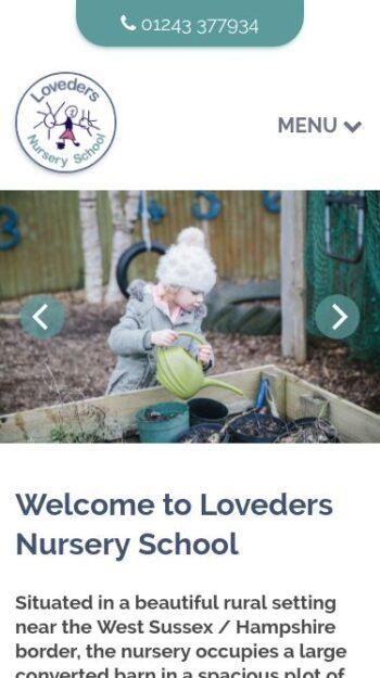 Loveders Nursery School Mobile