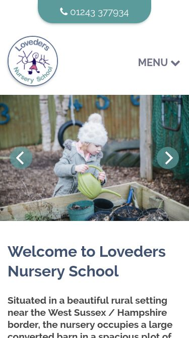 Loveders Nursery School Mobile