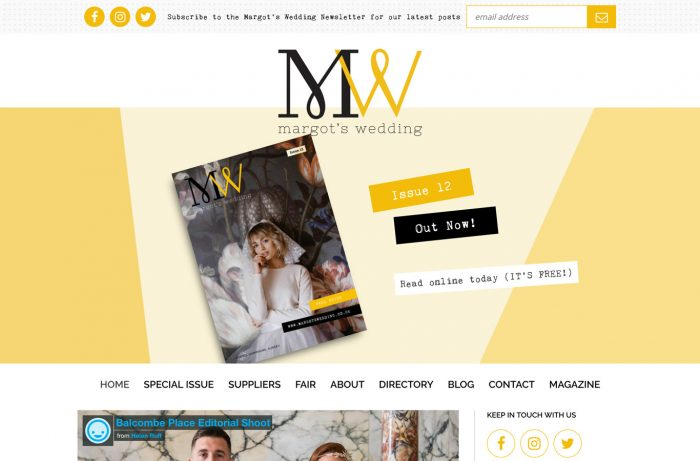 Margots Wedding Desktop