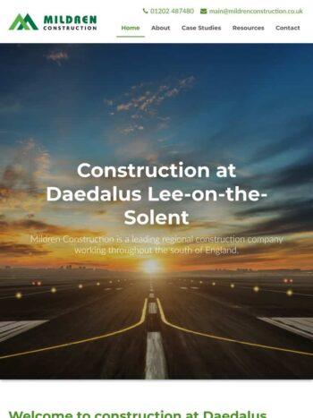 Mildren Daedalus Tablet