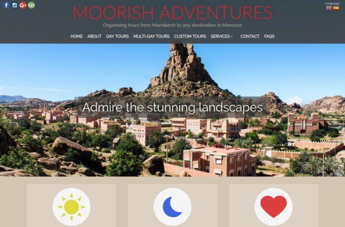Moorish Adventures Desktop