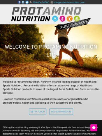 Protamino Nutrition Tablet