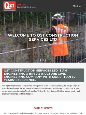 QST Ltd Tablet