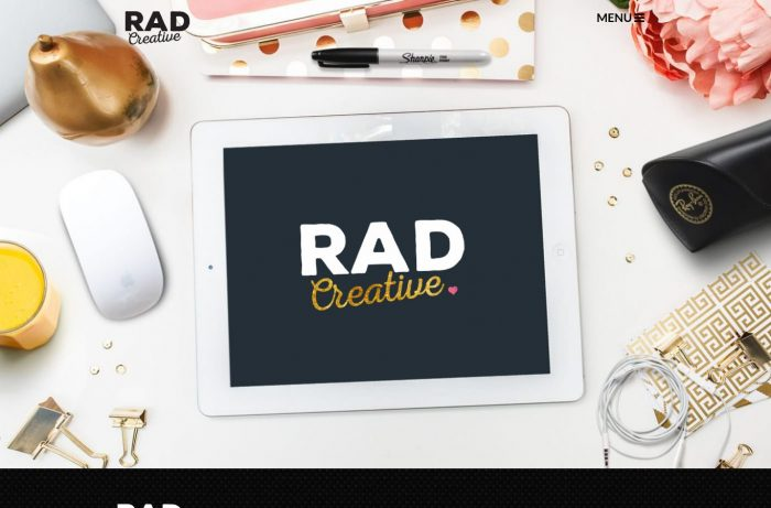 RAD Creative Desktop