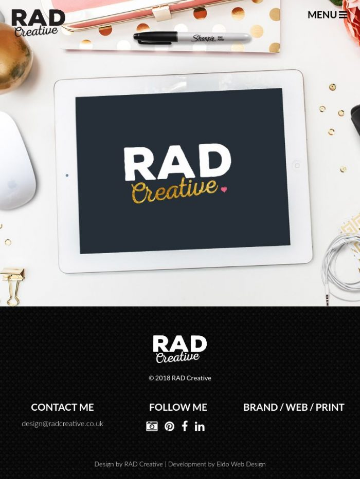 RAD Creative Tablet