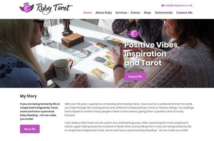 Ruby Tarot Desktop
