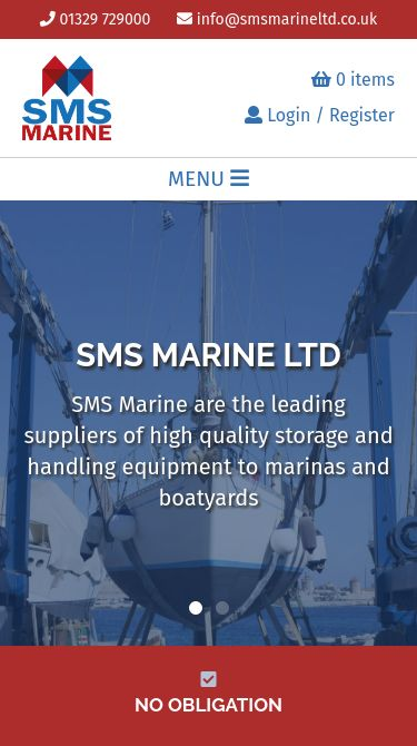 SMS Marine Ltd Mobile