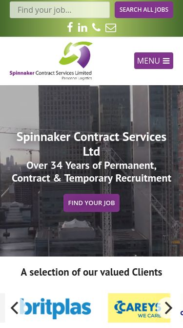 Spinnaker Contract Services Mobile
