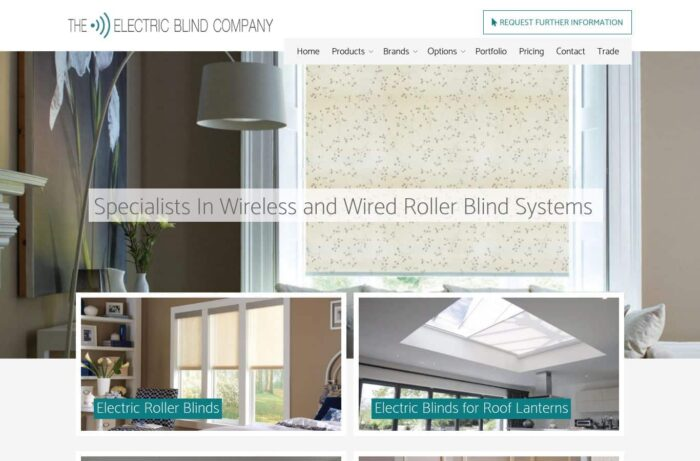 The Electric Blind Company Desktop