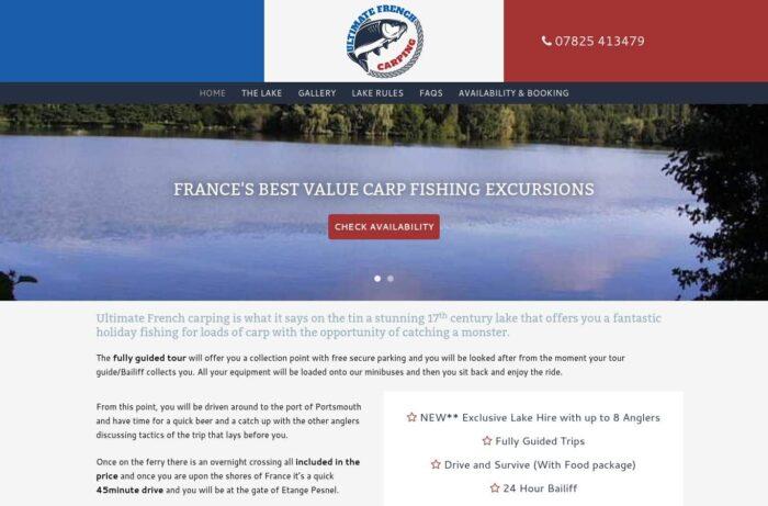 Ultimate French Carping Desktop
