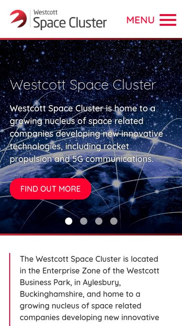 Westcott Space Cluster Mobile