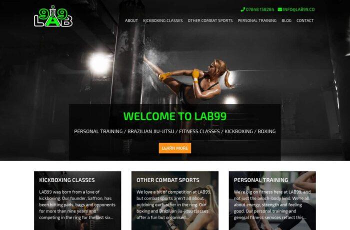 lab99 Desktop