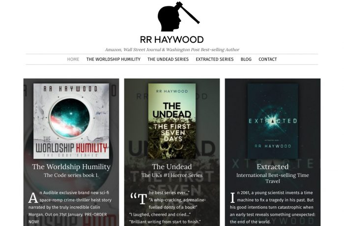 RR Haywood Desktop
