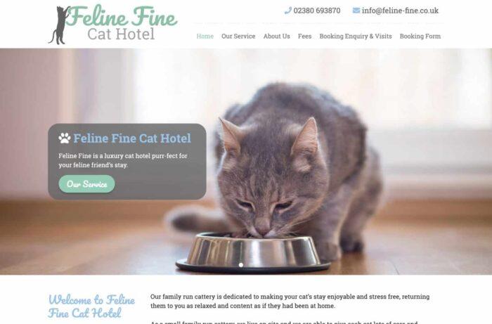 Feline Fine Desktop