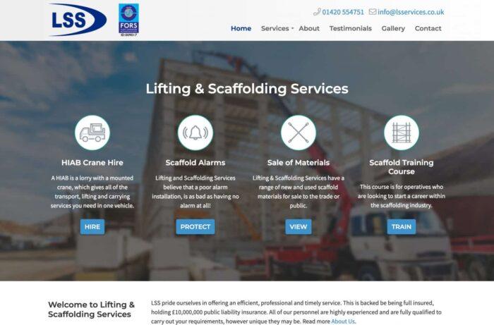 LS Services Desktop