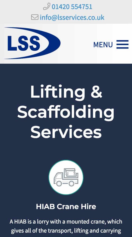 LS Services Mobile