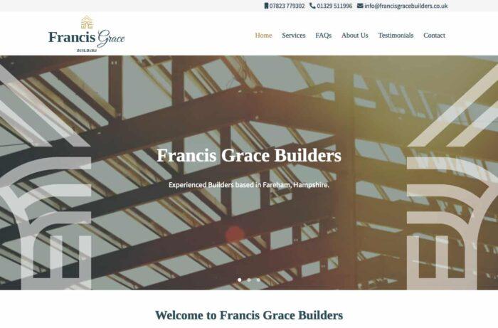 Francis Grace Builders Desktop