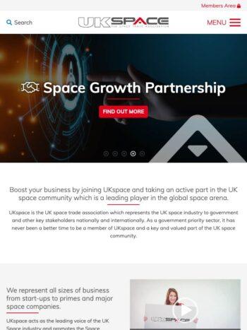 UKspace Tablet