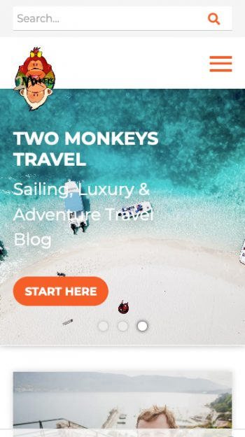 Two Monkeys Travel Mobile