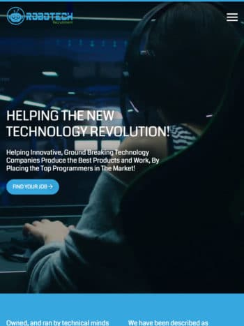 Robotech Tablet
