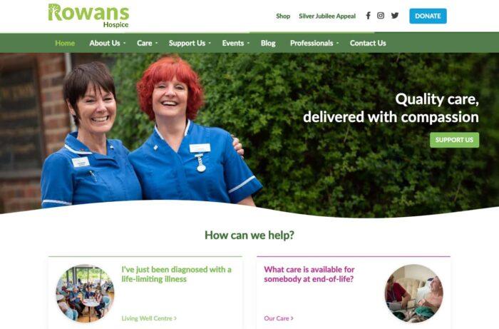 Rowan Hospice Desktop