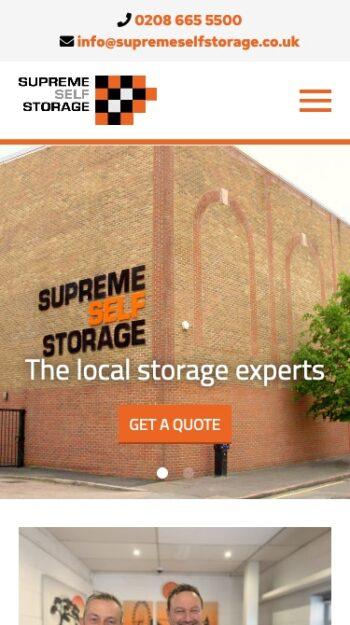 Supreme Self Storage Mobile
