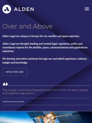 Alden Legal Tablet