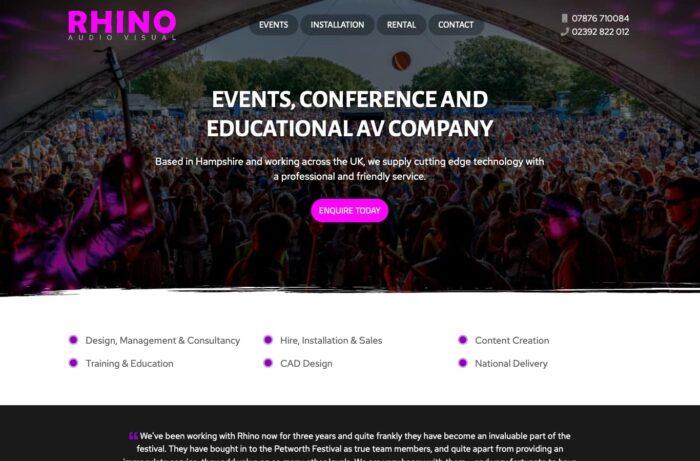 Rhino AV Desktop