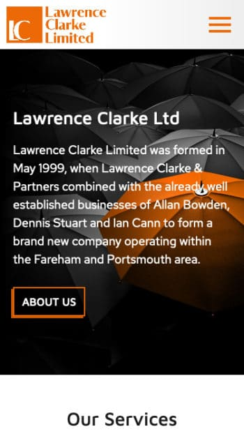 Lawrence Clarke Mobile