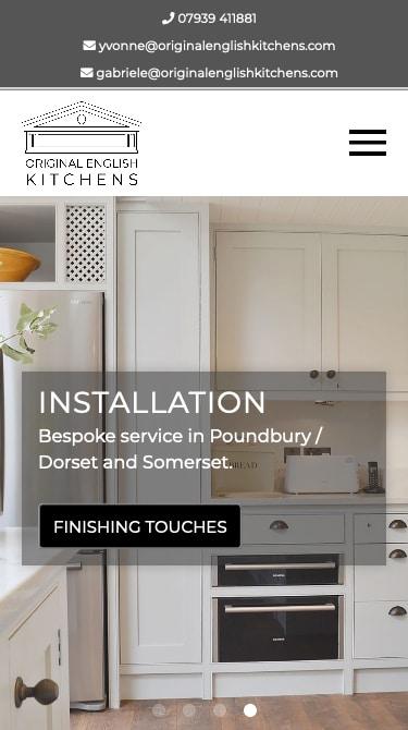 Original English Kitchens Mobile