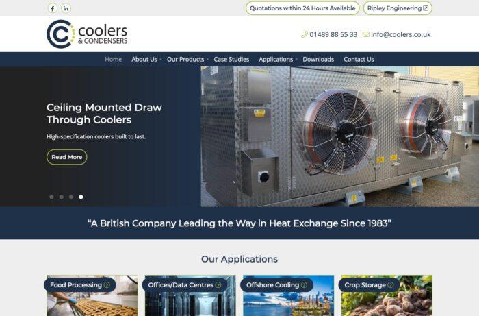 Coolers & Condensers Desktop
