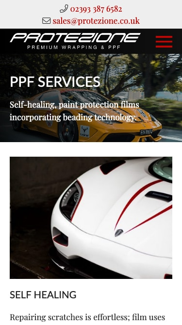 Protezione Mobile