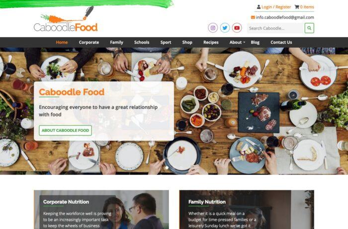 Caboodle Food Desktop